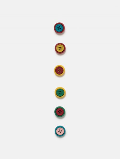 pack de pendientes mini botones