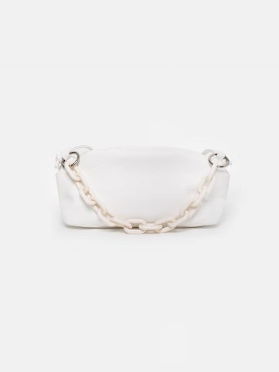 bolso cloudy square blanco