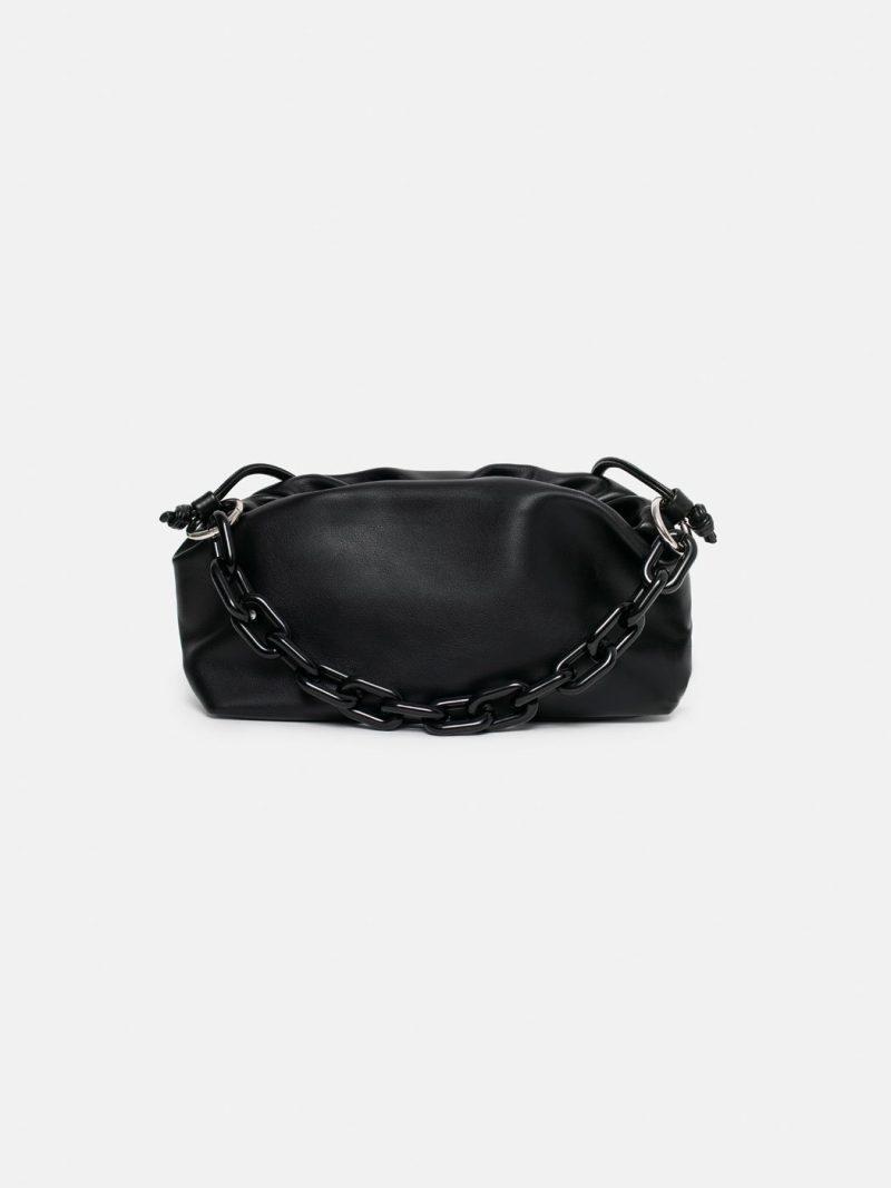 bolso cloudy square negro