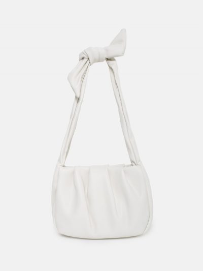 bolso tender knot blanco