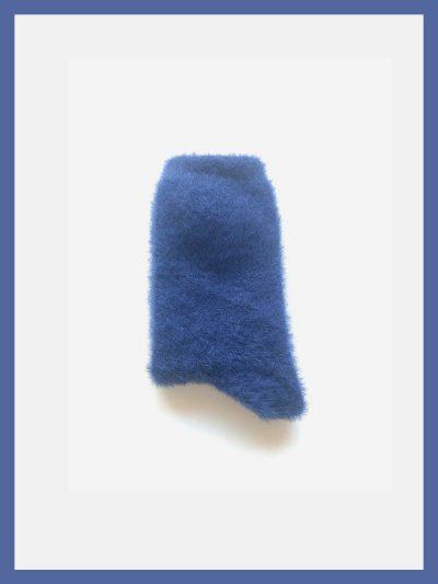 calcetines pelito azul