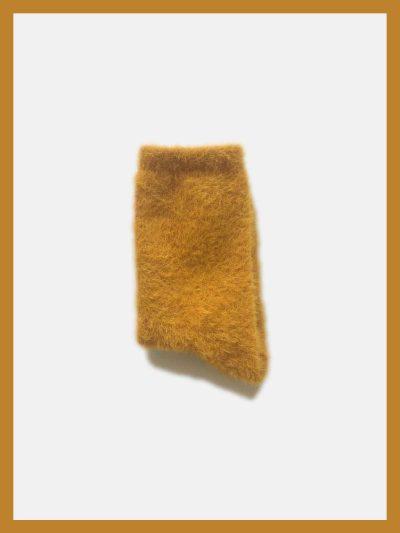calcetines pelito mostaza 2